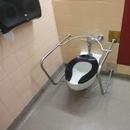 Toilette accessible - Homme (rez-de-chaussée)