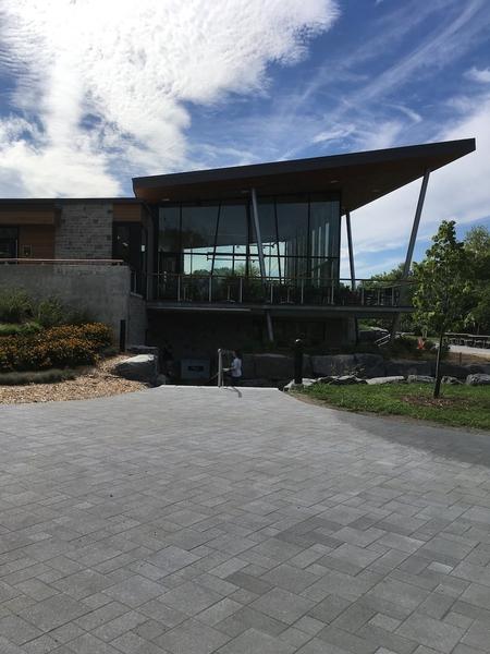 Pavillon accueil