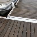 Quai accessible pour bateau ponton