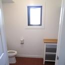 Salle de toilette (au rez-de-chaussée, près du restaurant)