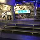 Petite section de l'exposition Les bâtisseurs de Montréal, non accessible - pavillon Place du Marché
