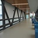 Gare fluviale de Baie-Comeau_Passerelle intérieure