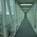 Gare fluviale de Matane_Passerelle intérieure