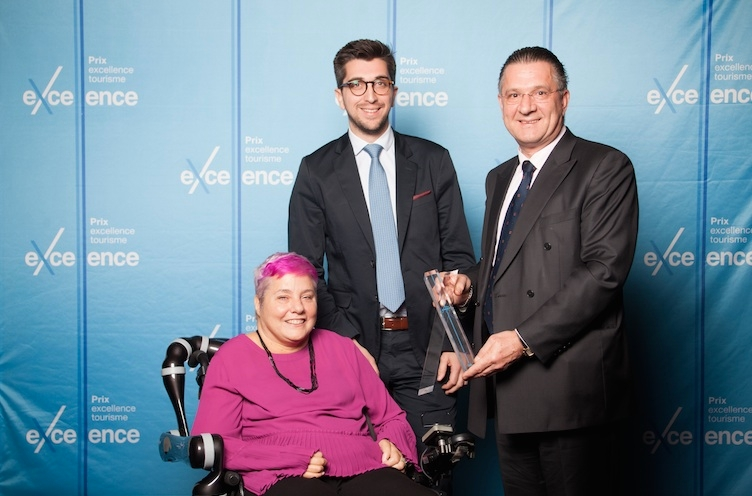 Prix Initiative en tourisme accessible du Congrès Excellence tourisme 2018