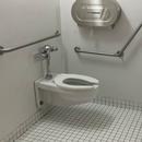 Salle de toilette près de la zone réservée dans la salle du IMAX