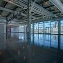 Salle locative - La Perspective et sa passerelle