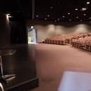 Auditorium situé à la mezzanine