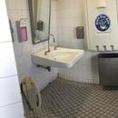 Salle de toilette mixte située à l'Observatoire