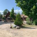 Stationnement accessible - Maison du Parc