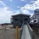 Rampe d'accès de la gare fluviale de Saint-Joseph-de-la-Rive