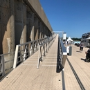 Rampe d'accès du quai Jacques-Cartier du Vieux-Port de Montréal