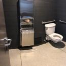 Salle de toilette accessible - Niveau Corbeille