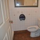 toilettes de la boutique