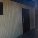 bloc de toilettes extérieur