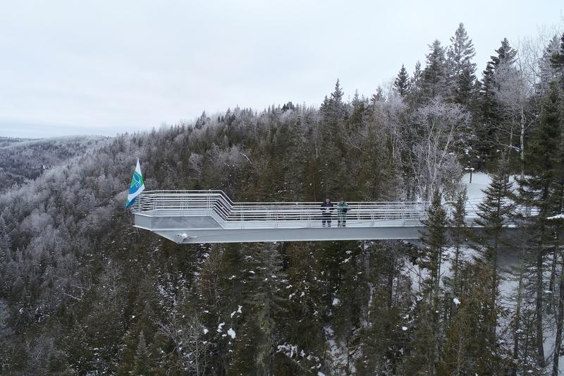 Picture of EstablishmentBelvédère des chutes à Philomène