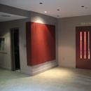 Entrée salle d'exposition du 1er étage
