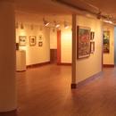 Salle d'exposition du 2ième étage
