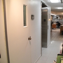 Corridor d'accès aux archives