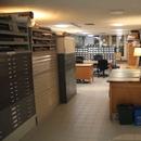Archives au sous-sol