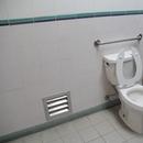 Cabinet salle de toilette cabines multiples - femmes