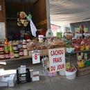 Exemple de kiosque dans le marché