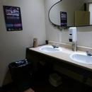 Salle de toilette des salles de réception
