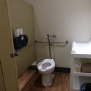 Cabinet de toillette des salles de réception