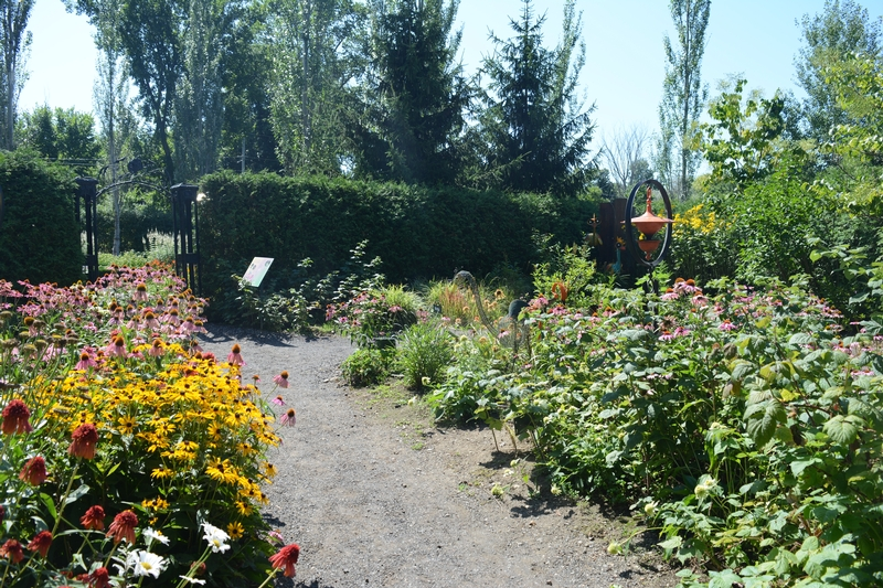 Jardins thématiques