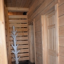 Porte des toilettes