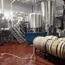 Salle de fabrication de la bière