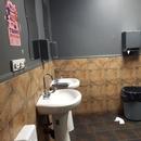Salle de toilette de la microbrasserie