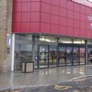 Entrée du centre commercial