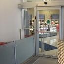 Vestibule et porte d'entrée intérieure