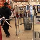 Entrée pour les fauteuils roulants