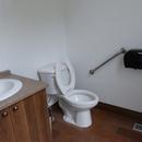Cabinet de toilette de la Chapelle