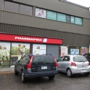 Façade de la pharmacie - Titres de la STM