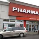 Façade de la pharmacie - Titres STM