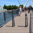 Pont d'accès à l'Île Bonsecours