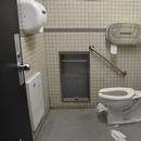 Cabinet de toilette de la patinoire Natrel
