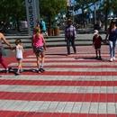 Traverse de l'Entrée du Quai Jacques-Cartier, avec marche