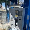 Borne de paiement du stationnement