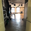 Entrée du studio de danse