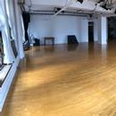 Vue d'ensemble du studio de danse