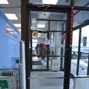 Porte de la sortie de la pharmacie