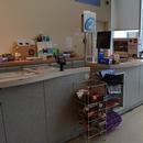 Comptoir de caisse (à droit ede l'entrée indépendante) - point de vente de titres STM