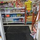 Porte de l'entrée du marché