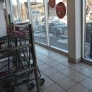 Couloir d'entrée de la pharmacie