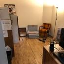 Salle d'apaisement réservée aux personnes souffrant de crise d'anxiété (Quiet room)