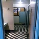 Salle de toilette des hommes