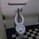 Cabinet de toilette des hommes